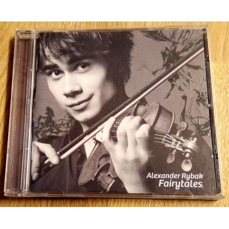 Alexander Rybak: Fairytales (CD)