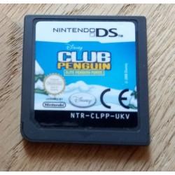Nintendo DS: Disney Club Penguin - Elite Penguin Force (cartridge)