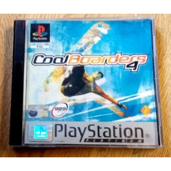 Cool Boarders 4 (Platinum)