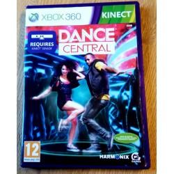 Xbox 360: Dance Central - Kinect (Harmonix)