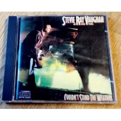 Stevie Ray Vaughan and Double Trouble: Couldn't Stand the Weather (CD)