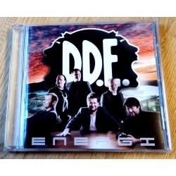 D.D.E.: Energi (CD)