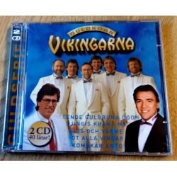 Vikingarna: Guldkorn (2 x CD)
