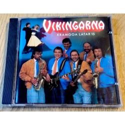 Vikingarna: Kramgoa Låtar 15 (CD)