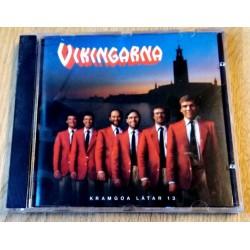Vikingarna: Kramgoa Låtar 13 (CD)
