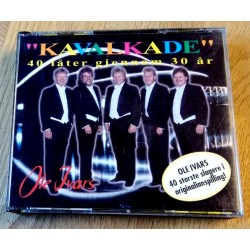 Ole Ivars: Kavalkade - 40 låter gjennom 30 år (2 x CD)