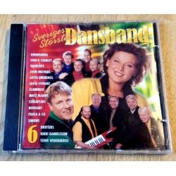 Sveriges Størsta Dansband - Nr. 6 (CD)