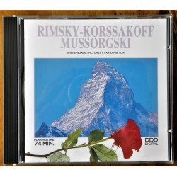 Rimsky- Korssakoff Mussorgski