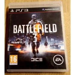 Playstation 3: Battlefield 3 (EA Games)
