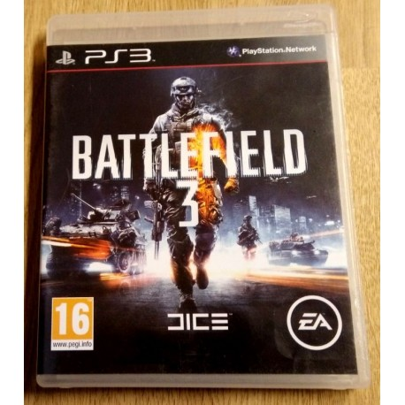 Playstation 3: Battlefield 3 (EA Games)
