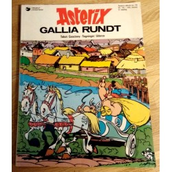 Asterix: Nr. 12 - Gallia rundt (3. opplag)