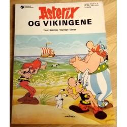 Asterix: Nr. 3 - Asterix og vikingene (5. opplag)