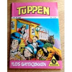 Tuppen: 1988 - Nr. 20 - Flo's gatekjøkken