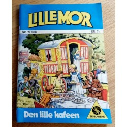 Lillemor: 1987 - Nr. 23 - Den lille kafeen