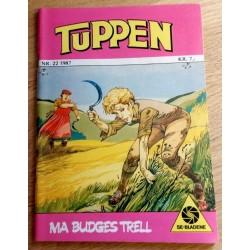 Tuppen: 1987 - Nr. 22 - Ma Budges trell