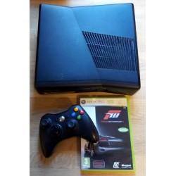 Xbox 360 Slim med 350 GB HD - Komplett konsoll med spill