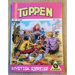 Tuppen: 1988 - Nr. 16 - Mystisk sjøreise