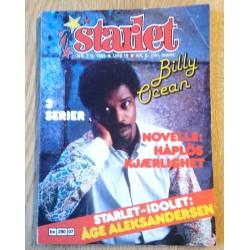 Starlet: 1985 - Nr. 7 - Billy Ocean