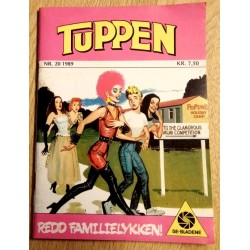 Tuppen: 1989 - Nr. 20 - Redd familielykken!