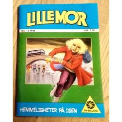 Lillemor: 1988 - Nr. 16 - Hemmeligheter på isen