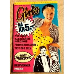 Girls: 1989 - Nr. 1 - Bestevenninner