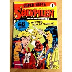 Sølvpilen: 1985 - Super-hefte 1 - Kruttsterke serier om prærielivet