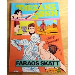 Tarzans Sønn: 1983 - Nr. 2 - Faraos skatt