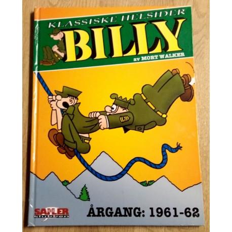 Seriesamlerklubben: Billy - Klassiske helsider 1961-62