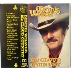 Dennis Weaver- Mc Cloud Country