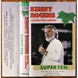 Kenny Rogers- Super Ten