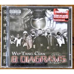 Wu- Tang Clan- 8 Diagrams- 2 CD