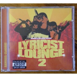 Lyricist Lounge- Vol. 2
