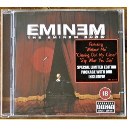 Eminem- The Eminem Show (CD og DVD)