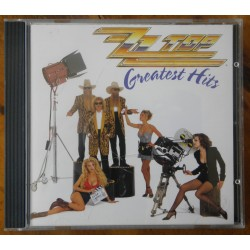 ZZ TOP- Greatest Hits