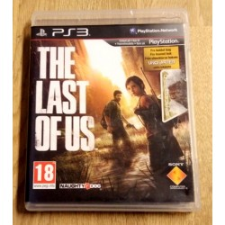 Playstation 3: The Last of Us (Naughty Dog)