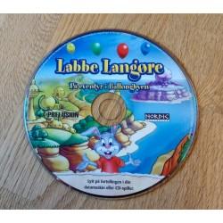 Labbe Langøre: På eventyr i Ballongbyen (lydbok)