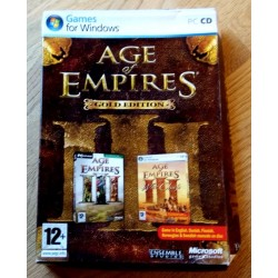 Age of Empires: Gold Edition (Microsoft Games Studios)