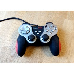 Gamestop USB Joypad - PC1000GS - Med drivere på CD-ROM