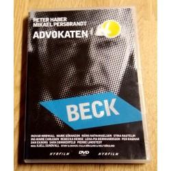 Beck - 20 - Advokaten (DVD)