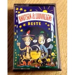Knutsen & Ludvigsens Beste - 1970 - 1983 (kassett)