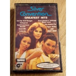 Silver Convention's Greatest Hits (kassett)