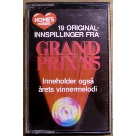 Grand Prix 1985