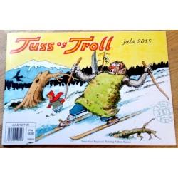 Tuss og Troll: Jula 2015 - Julehefte