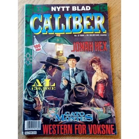 Caliber: 1994 - Nr. 2 - Western for voksne