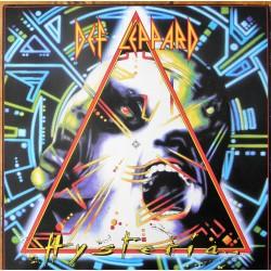 LP- Def Leppard- Hysteria