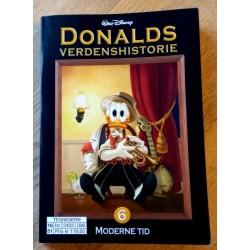 Donalds Verdenshistorie - Nr. 6 - Moderne Tid