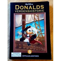 Donalds Verdenshistorie - Nr. 5 - Oppdagelsestiden
