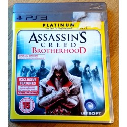 Playstation 3: Assassin's Creed - Brotherhood (Ubisoft)