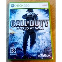 Xbox 360: Call of Duty - World at War (Activision)