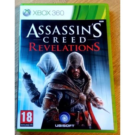 Xbox 360: Assassin's Creed - Revelations (Ubisoft)